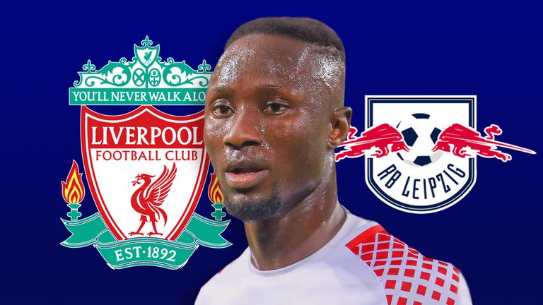 Liverpool-bound Naby Keita has been sent off three times this season