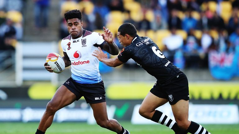 Fiji captain Kevin Naiqama will lead his side out in a World Cup semi-final against Australia on Friday