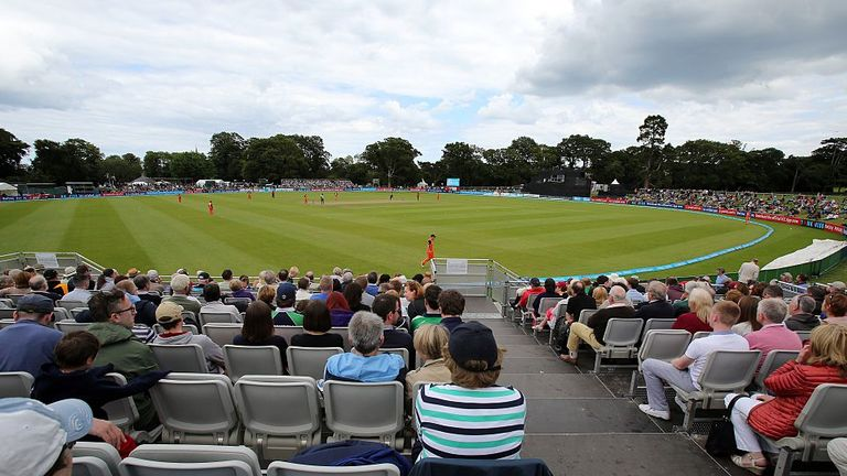 Cricket Ireland have decided against redeveloping the venue at Malahide