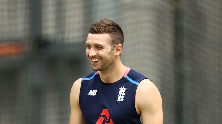 Fast bowler Mark Wood is also back in the squad following a heel injury