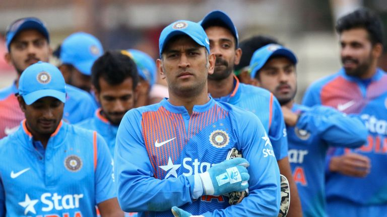 MS Dhoni has faced criticism from pundits and ex-players following the T20I series with New Zealand