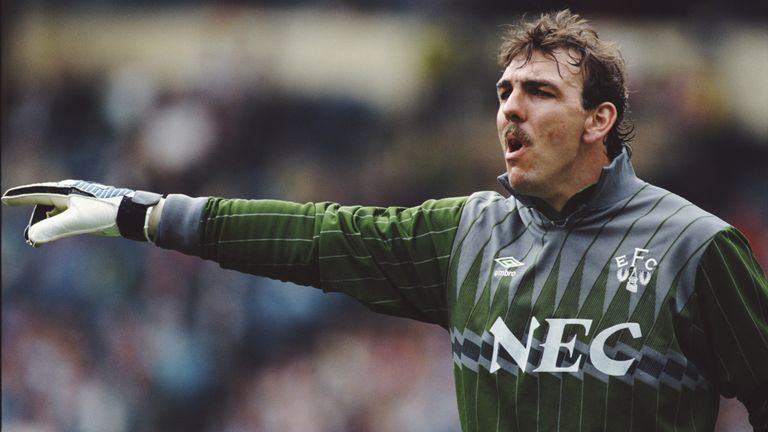 Former Everton goalkeeper Southall will work with Just A Ball Game? and Bradford's LGBT fan group