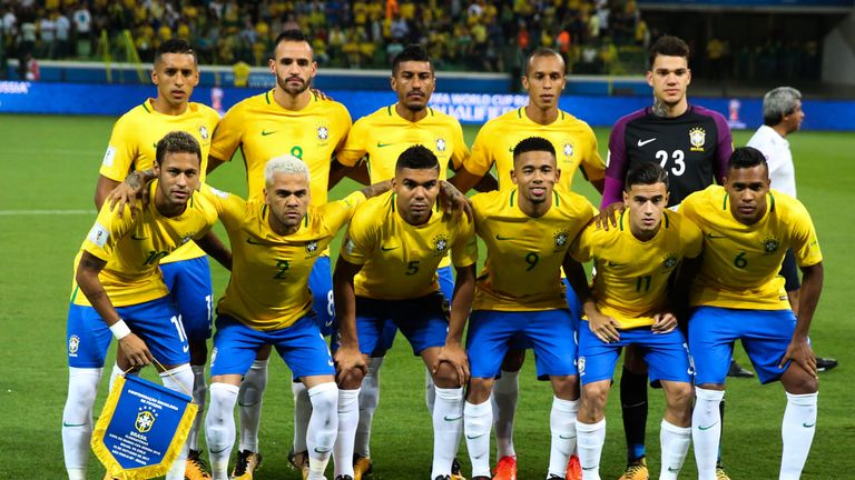 Brazil are back in the groove