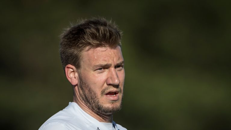 Nicklas Bendtner has been with Rosenborg since March