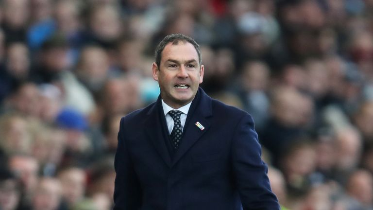 Paul Clement was unimpressed by the performance of referee Stuart Attwell