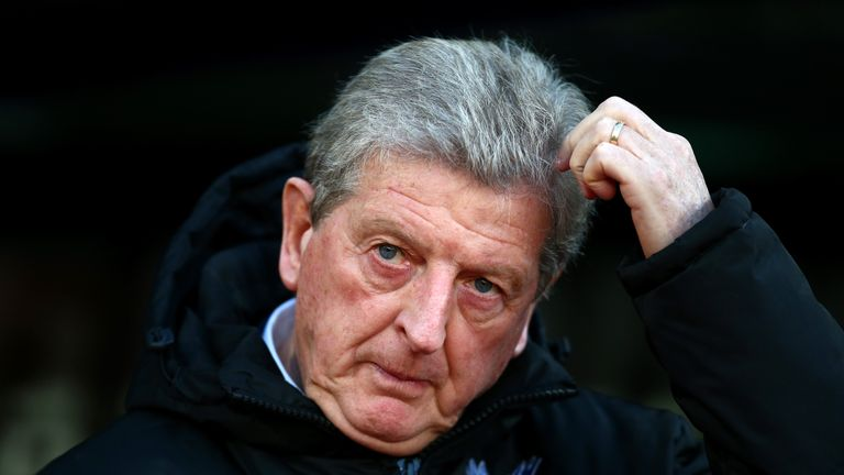 Roy Hodgson has defended his record as England manager