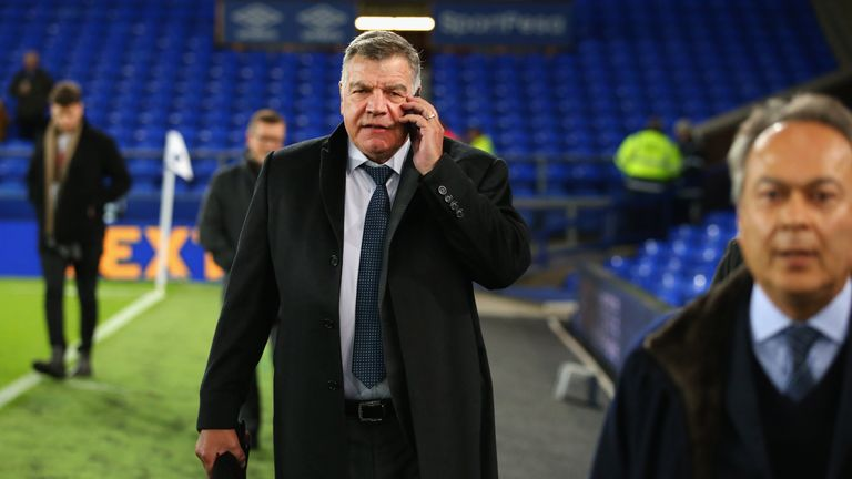 Shakespeare will speak to Allardyce on Thursday about how they will communicate during the match