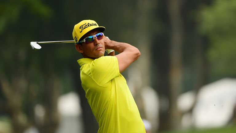 Rafa Cabrera Bello missed out by one shot in Hong Kong