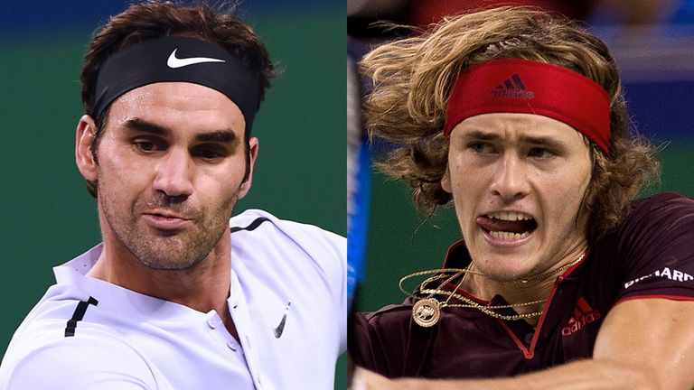 Roger Federer And Rafael Nadal Dominate As Younger Generation Battle To Stay In Touch Tennis News Sky Sports