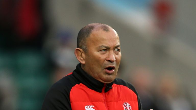 England head coach Eddie Jones is hoping to avoid three successive defeats