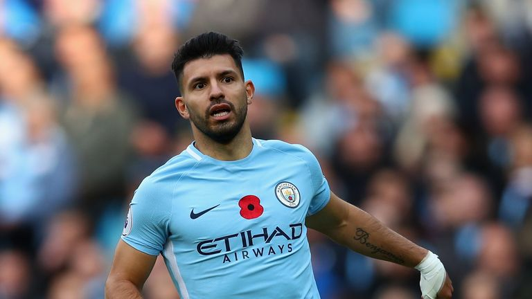 Sergio Aguero admits his plan is to leave Manchester City when his current deal ends in 2019