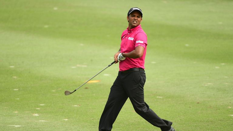 SSP Chawrasia failed to make all the running in the Hong Kong Open