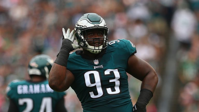 1d4a0e7089d Timmy Jernigan started all three playoff games in the Philadelphia Eagles'  run to winning Super
