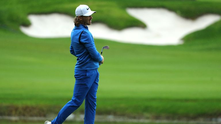 Tommy Fleetwood heads to Dubai top of the standings