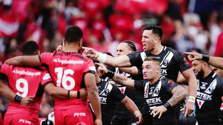 New Zealand will be hurting after last week's defeat to Tonga
