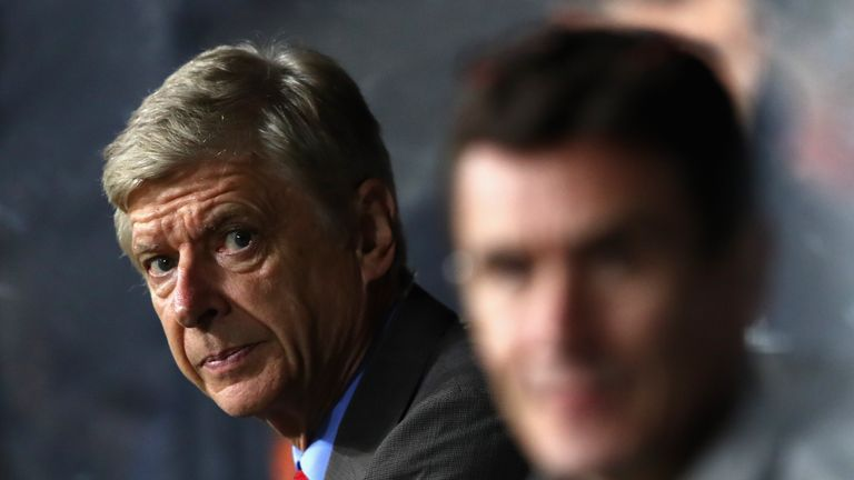 Arsene Wenger was critical of the decision to penalise Mathieu Debuchy