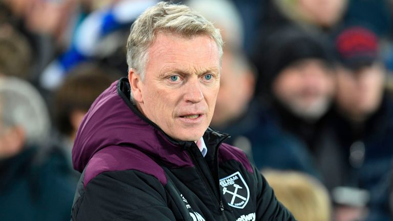 David Moyes is hoping to strengthen his squad in January