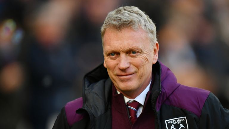 Moyes has promised to take the game to the already confirmed champions Manchester City