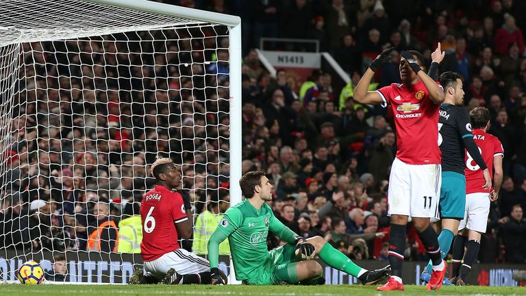 Highlights: Man Utd 0-0 Southampton