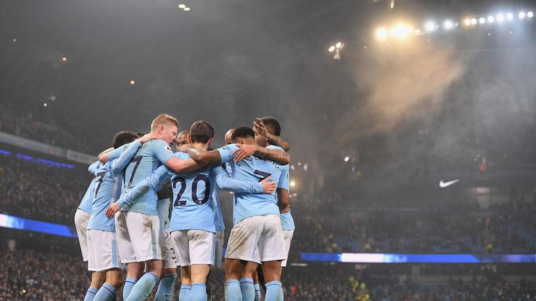 Soccerex rank Manchester City and Arsenal as most economically powerful clubs in the world