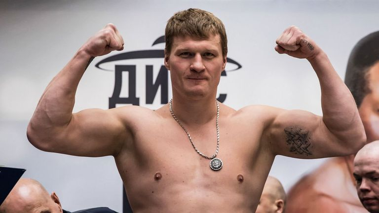 Alexander Povetkin has already staked his claim for a title shot