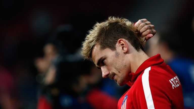 Barcelona will move for Antoine Griezmann in the summer, says Balague