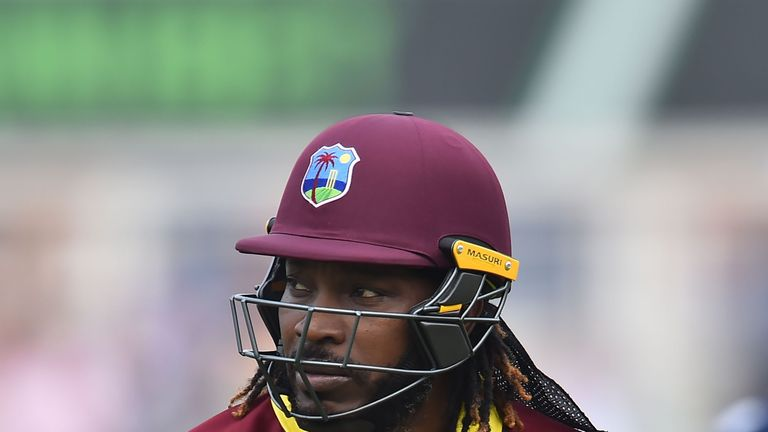 Chris Gayle was a late acquisition for Kings XI Punjab