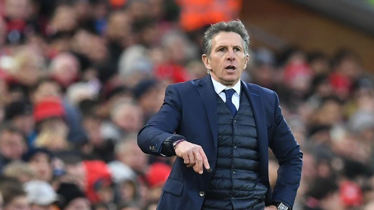Claude Puel is confident Mahrez can put things right
