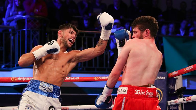 Cordina is perfectly-poised to push on this year, says Bellew