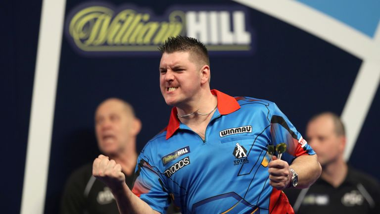 Daryl Gurney returns to Dublin where he won his first televised title at the Grand Prix