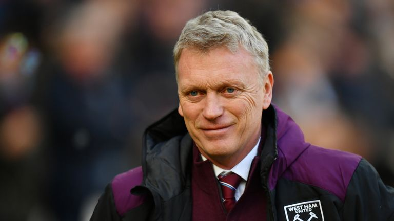 David Moyes is mulling over his transfer plans for January