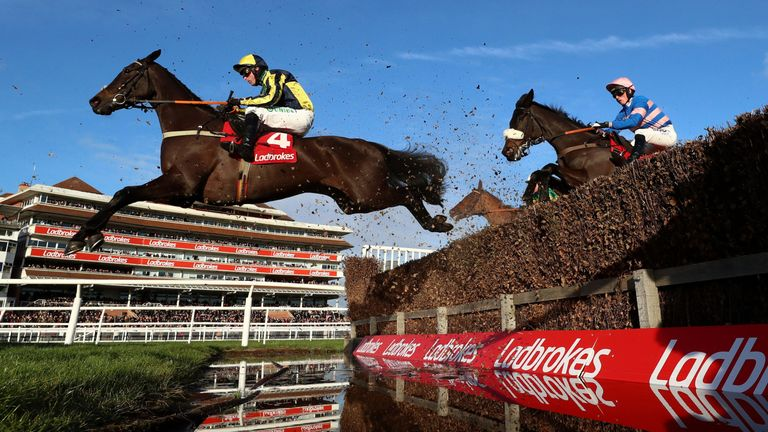 Willoughby Court: Heading to Cheltenham for the Dipper Chase