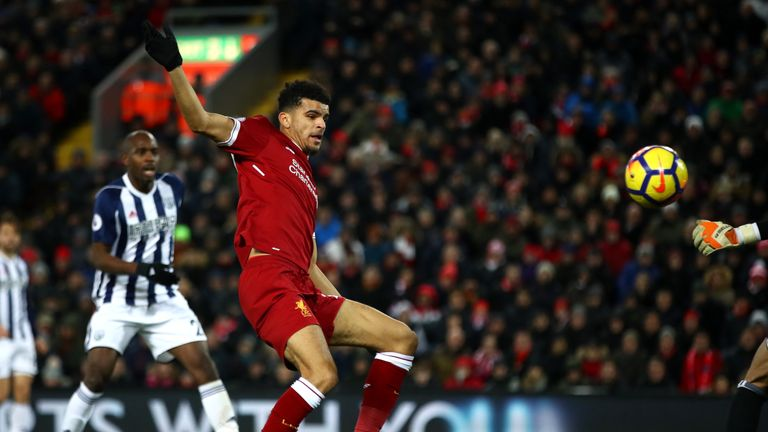 Dominic Solanke had a late goal disallowed for handball