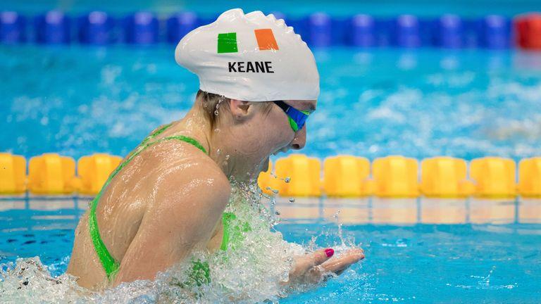 Ellen Keane has her sights set on glory in Dublin in August