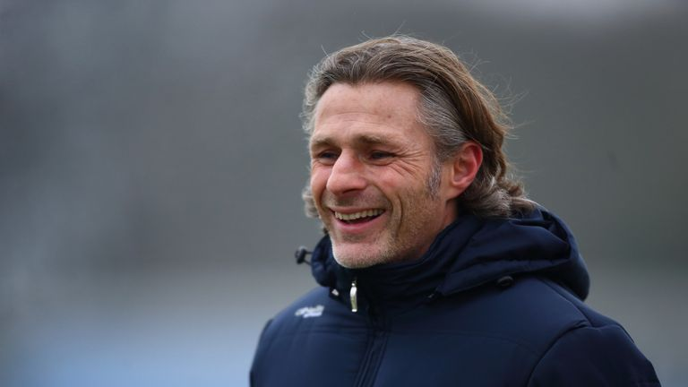 Gareth Ainsworth is coming up to his sixth anniversary as Wycombe boss