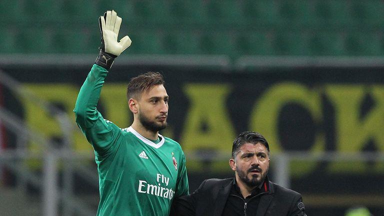 70244ac0249 Gianluigi Donnarumma  What now for AC Milan s  golden  goalkeeper ...