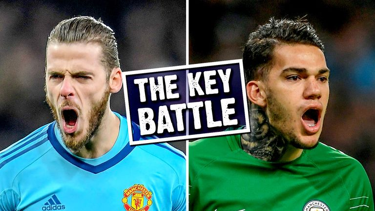 89c784c468c David de Gea may have to reproduce more of the record-equalling heroics he  displayed at Arsenal last weekend if Manchester United are to cut Manchester  ...