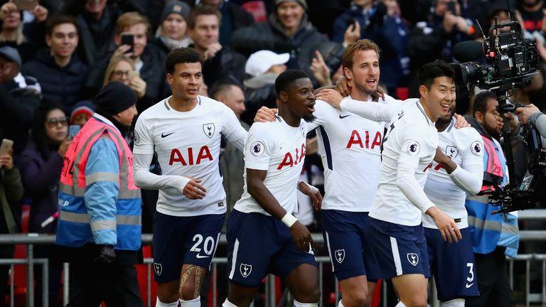 Tottenham v Man City is live on Sky Sports on Saturday
