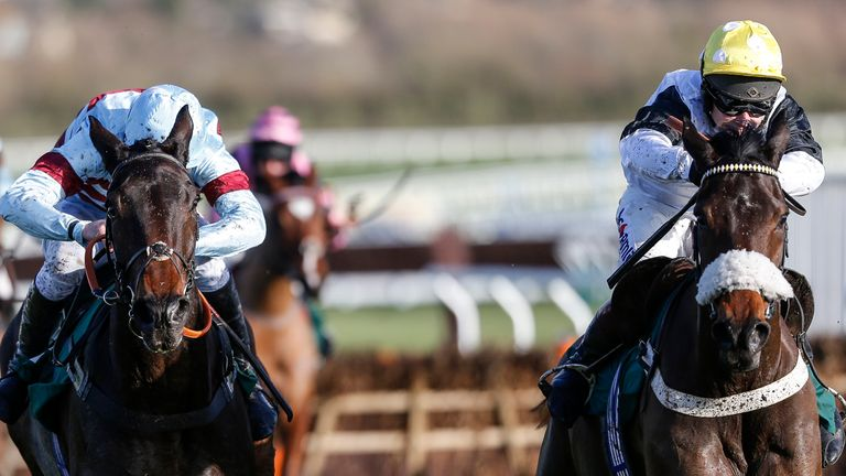 Lalor (left): Wouldn't want ground too testing