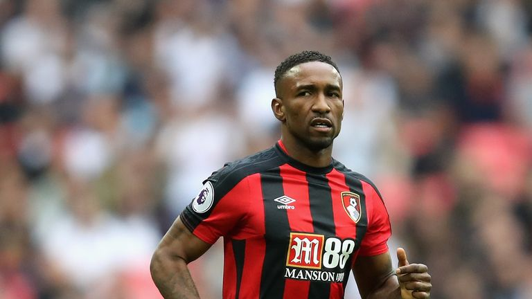 Eddie Howe will not panic in the transfer window despite Jermain Defoe's extended absence