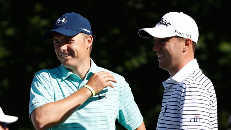 Spieth is looking forward to competing against the likes of Justin Thomas this year