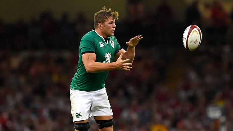 Jordi Murphy will move to Belfast ahead of the start of next season