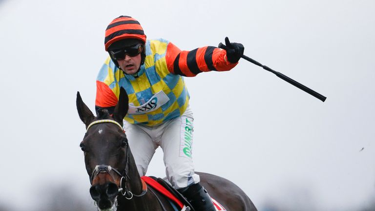 Might Bite: Favourite for the Timico Cheltenham Gold Cup