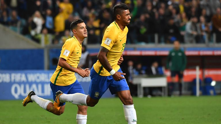 Brazil will bid for a sixth World Cup success in Russia this summer