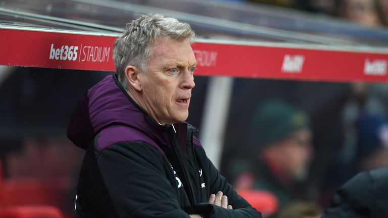David Moyes had expressed his surprise that Lanzini had been charged with simulation on Monday