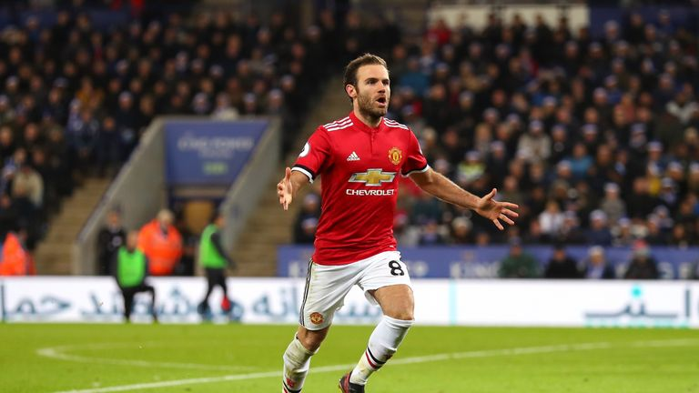 Juan Mata says Manchester United need to keep through their festive fixtures after their draw at Leicester