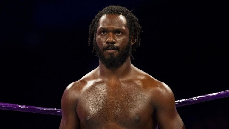 """Rich Swann was suspended """"indefinitely"""" by WWE in December and has now been released"""