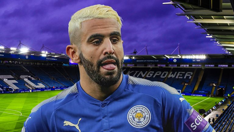 Riyad Mahrez's Leicester legacy is in the balance after transfer row