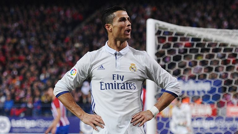 Cristiano Ronaldo is fit to face Barcelona