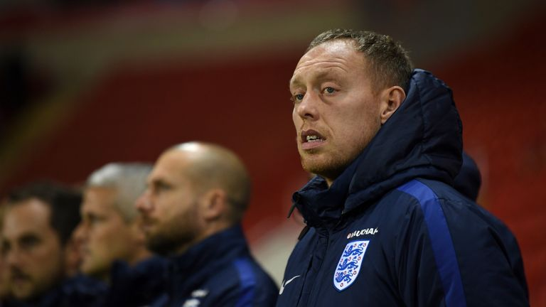 Steve Cooper is close to becoming Swansea's new manager